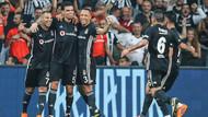 Beşiktaş Partizan'ı 3 golle geçerek UEFA Avrupa Ligi'nde gruplara kaldı