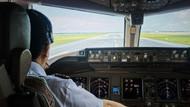 Pilotlar arasında yol verme kavgası: Çıkışta gel!