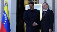 Son dakika: Erdoğan'dan Nicolas Maduro'ya geçmiş olsun telefonu
