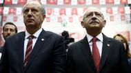 Muharrem İnce ve Kemal Kılıçdaroğlu bugün biraraya gelebilir!