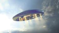 Bodrum'da UFO paniği! Komşusu çığlıklara boğuldu