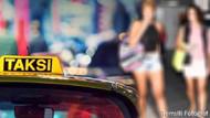 Taksisine binen Japon kadınları İstanbul'un göbeğinde gasp etti
