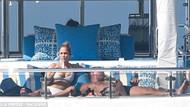 49 yaşındaki Jennifer Lopez gençlere taş çıkarttı