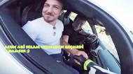Acun Ilıcalı Ferrari'si ile yakaladı! Motorcu şoke oldu…