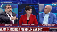 Nevzat Çiçek ve Ramazan Kurtoğlu canlı yayında birbirine girdi! Yayın kesildi...