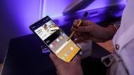 Samsung yeni ürünü Galaxy Note 9'u tanıttı