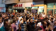 Bursa'da Suriyeli gerginliği: 300 kişilik kalabalık toplandı
