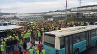 3. havalimanında eylem sürüyor: Yüzlerce gözaltı var
