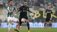 Maç özeti: Bursaspor ile Beşiktaş berabere kaldı: 1-1