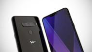 5 kameralı LG V40 ThinQ'in özellikleri sızdırıldı