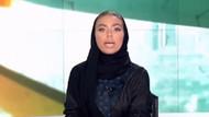 Suudi devlet televizyonunda ana haberi ilk kez bir kadın sundu