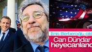 Can Dündar Enis Berberoğlu sevincini paylaştı