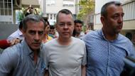 Gazeteci Alican Uludağ'a rahip Brunson soruşturması