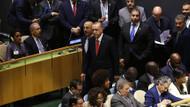 Son dakika: Erdoğan'ın katıldığı BM Genel Kurulundan canlı yayın