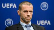 UEFA Başkanı Ceferin'den Türkiye açıklaması: Birçok şehir için...