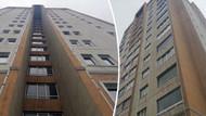 FETÖ'den ihraç edilen eski TRT çalışanı karısını 12'nci kattan aşağı attı