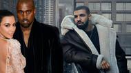 Bomba iddia! Kanye West Kim Kardashian'ı aldattı