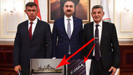Abdulhamit Gül'ün Kosova Barolar Birliği görüşmesinde ilginç ayrıntı