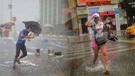 Son dakika: Meteorolojiden İstanbul'a şiddetli yağış ve sel uyarısı