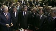 Meclisteki resepsiyonda şarbon korkusu: Önce Bakan yesin