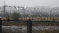 İstanbul'da doğalgaz santraline yıldırım düştü