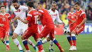 Türkiye 1-2 Rusya UEFA Uluslar Liginde ilk şok
