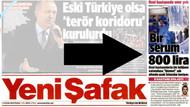 Yeni Şafak'tan Erdoğan'ı kızdıracak hastane haberi