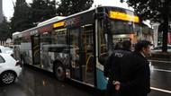 Özel halk otobüsünde taciz kavgası: 1 yaralı