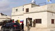 Son dakika: Rus ordusu ile YPG'den Menbiç'te ortak devriye