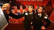 Özel güvenlik ikizler Damla ve Pınar'ın hayali polis olmak