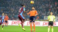 6 gollü maçta kazanan lider: Trabzonspor 2-4 Başakşehir