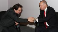 Fazıl Say Erdoğan'a dombra çaldı dediler!