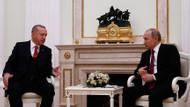 Son dakika: Erdoğan Putin görüşmesi sona erdi