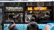 Yolcu şikayet etti, şoför kimseyi otobüsten indirmedi