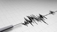 İzmir'de 4.3 büyüklüğünde deprem