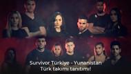 Survivor 2019 Türkiye Yunanistan yarışmacıları: Türk takımı