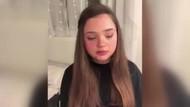 İsrailli genç kız Türkçe bilmeden şarkı söyledi