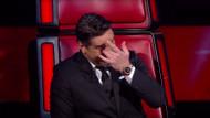 O Ses Türkiye finalinde Beyaz'ı ağlatan yarışmacı