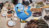 Akademisyenin paylaştığı doktora tezi yeterlilik sofrası Twitter'ın gündemine oturdu