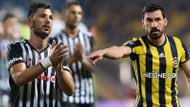 Fenerbahçe ve Beşiktaş arasındaki takas gerçekleşiyor