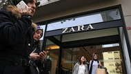 Zara'nın değişen logosu Twitter'da alay konusu oldu