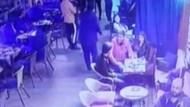 Barlar sokağında dehşet! Önce genç kızı, sonra kendini vurdu