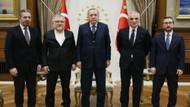 Karar'dan Erdoğan'a ambargo ziyareti