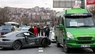 Kullanılamaz hale geldi! İstanbul'da milyon liralık kaza