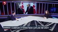 Nevşin Mengü: AKP MHP ilişkisi bir sakal kapma savaşı