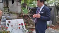 Ekrem İmamoğlu, Yılmaz Güney ve Ahmet Kaya'nın mezarlarını ziyaret etti