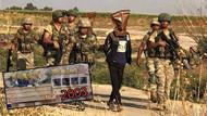 Resulayn'da yakalanan teröristlerin kafasına çuval geçirildi