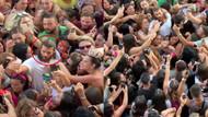 İtalya'da Can Yaman izdihamı! Polis koruması ile beraber geldi