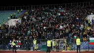 Bulgaristan İngiltere maçında ırkçılık skandalı!