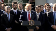 Trump'tan flaş açıklama: Pence ve Pompeo, Türkiye'ye gidecek